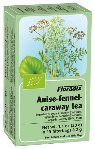 Floradix Anise Tea