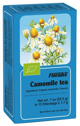 Floradix Camomile tea