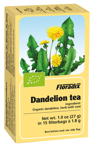 Floradix Dandelion Tea