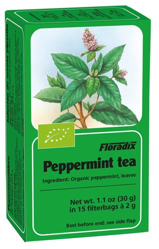 Floradix Peppermint Tea