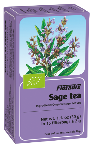 Floradix Sage Tea