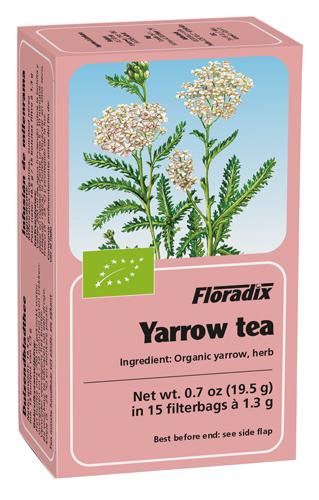 Floradix Yarrow Tea