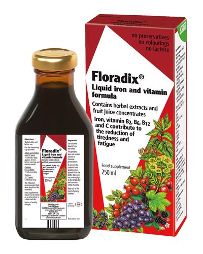 Liquid Supplements - Floradix