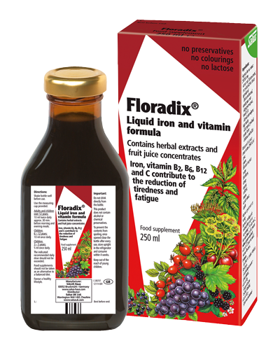 Floradix Liquid Iron - Floradix