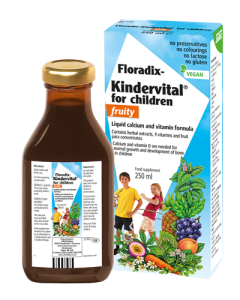 Kindervital Fruity